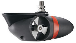 A Side-Power Thruster from the EX & SX Series