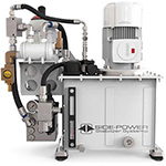 Side-Power hydraulic systems