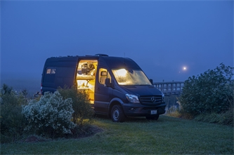 How to Add Accent Lighting to Your Van