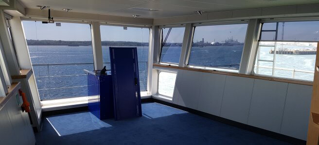 The Benefits of Using Solar Shades on Your Vessel