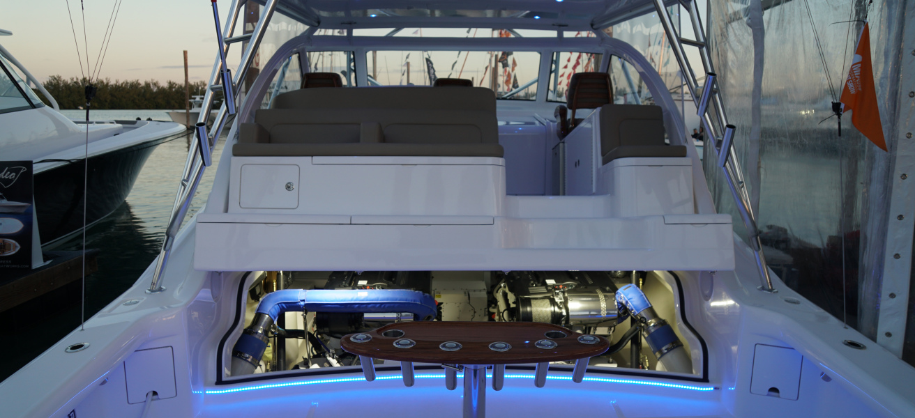 The Benefits & Challenges of Installing LED Lights on Your Boat